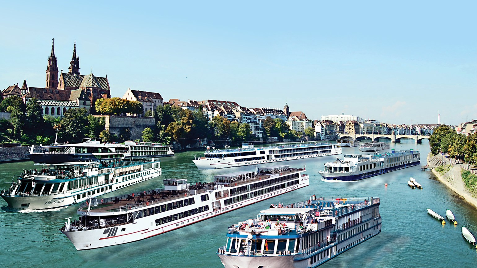 Bursting at the banks: River cruise expansion continues