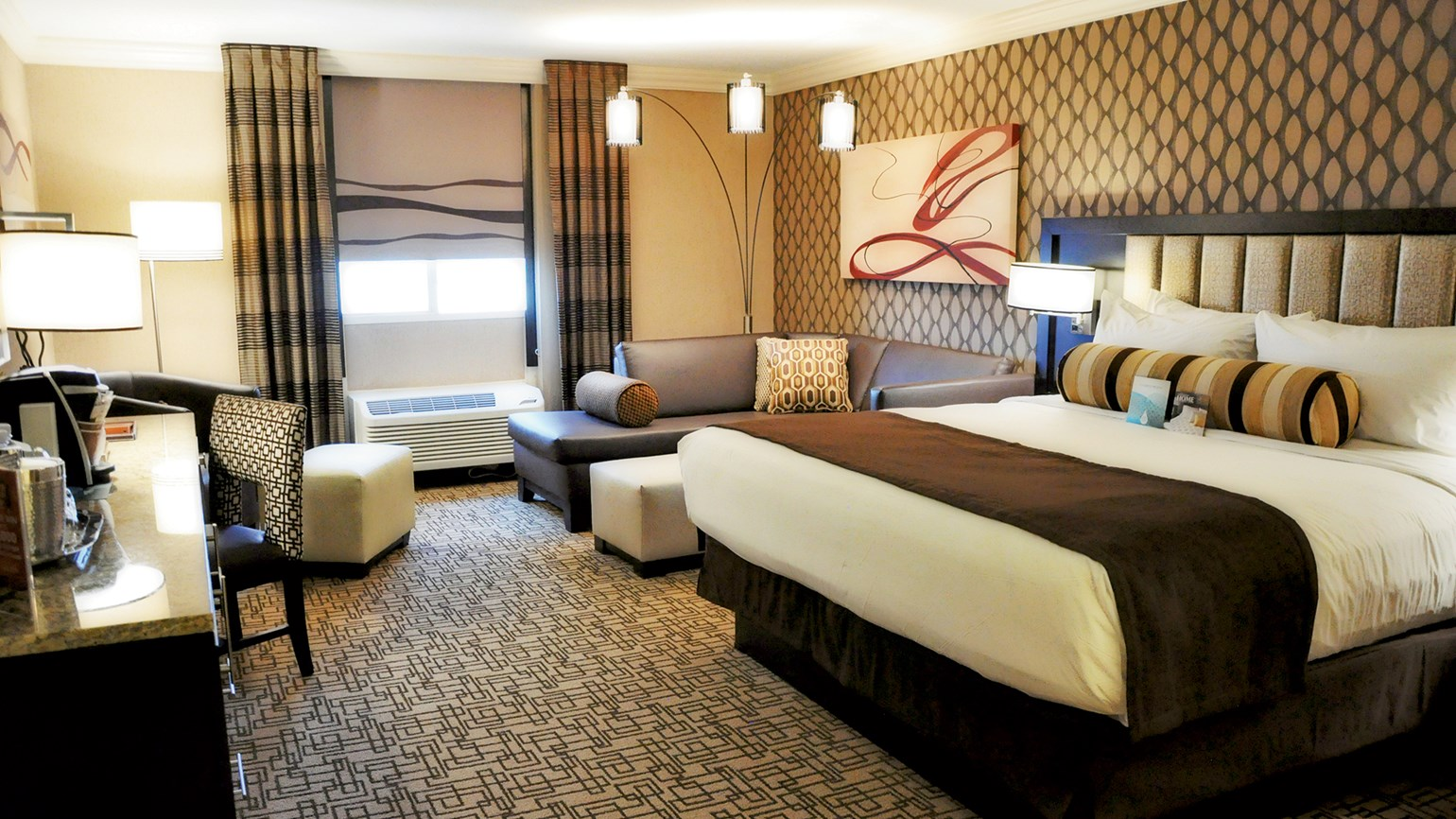 Golden Nugget goes for timelessness in Gold Tower refurb