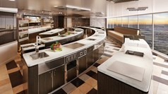 Seven Seas Explorer will have Regent's first culinary center