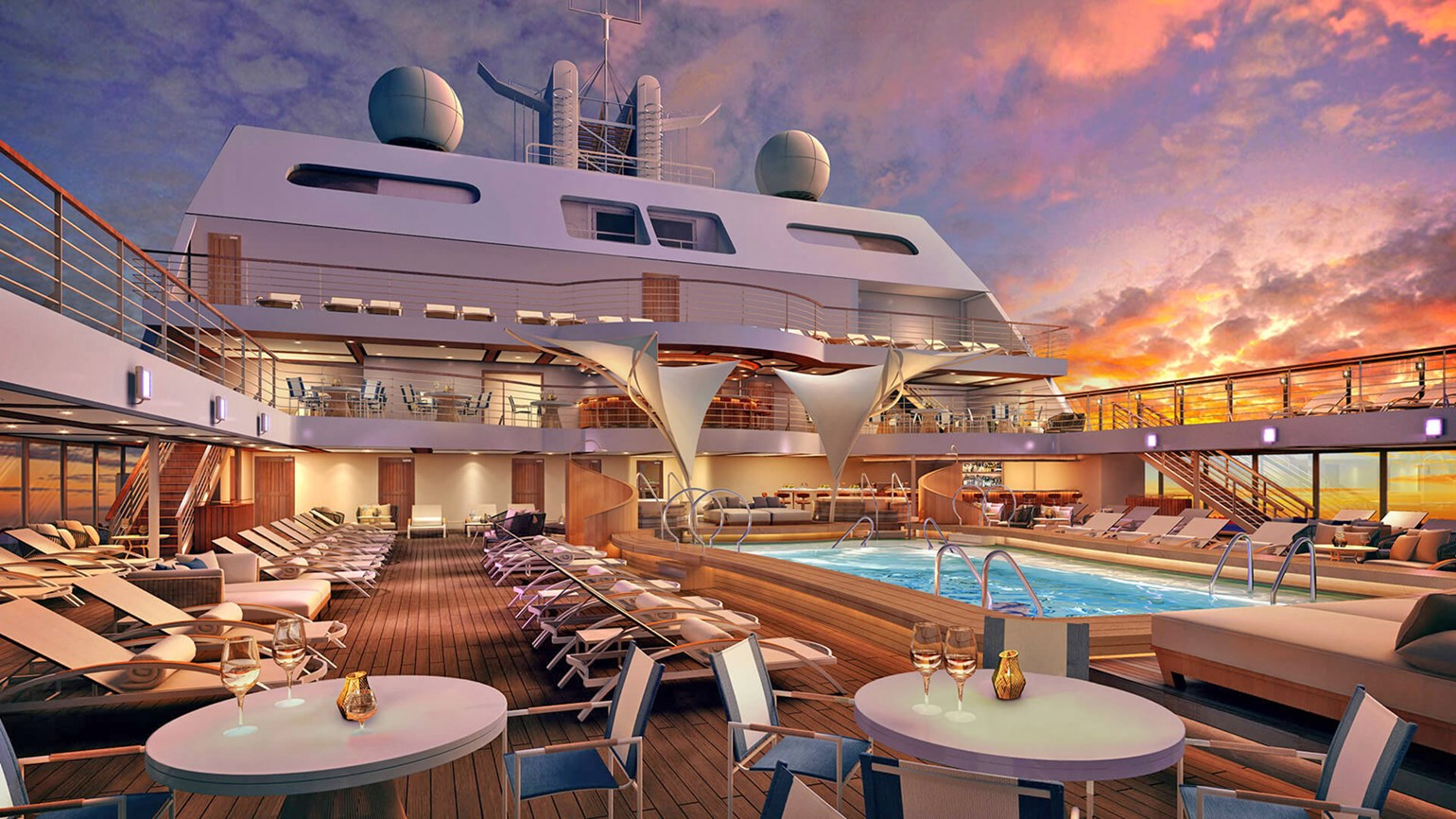 Reservation books open for Seabourn Encore