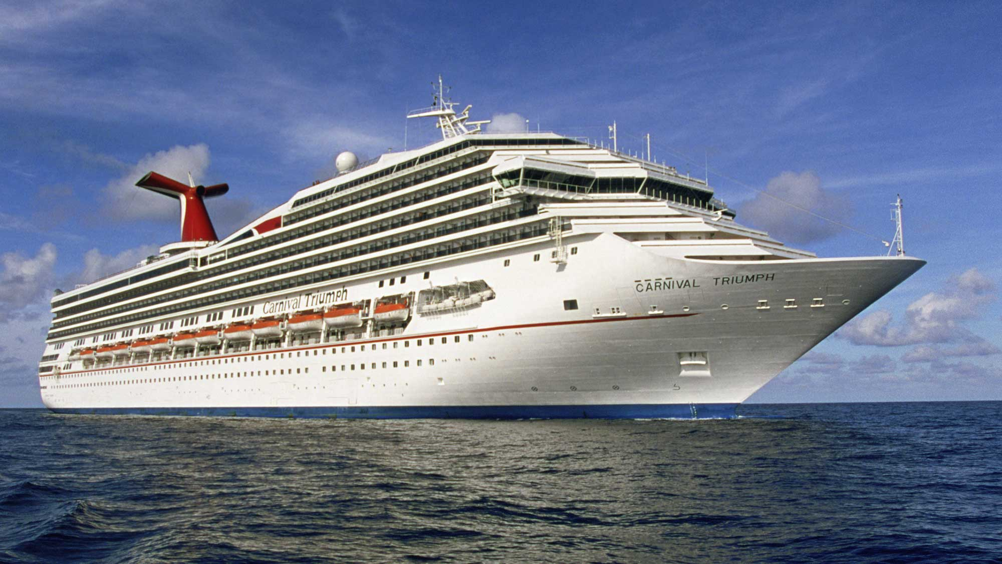 Carnival Triumph Headed To New Orleans In 2016 Travel Weekly