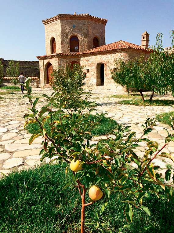 Alaverdi Monastery, famous for its wine production. Photo Credit: Felicity Long