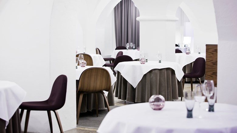 AOC is one of Copenhagen's restaurants with a star in the Michelin Guide.