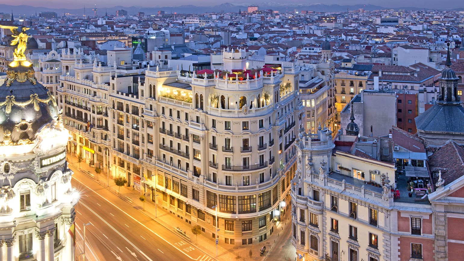 Design Hotels Opens Five Star Madrid Property Travel Weekly