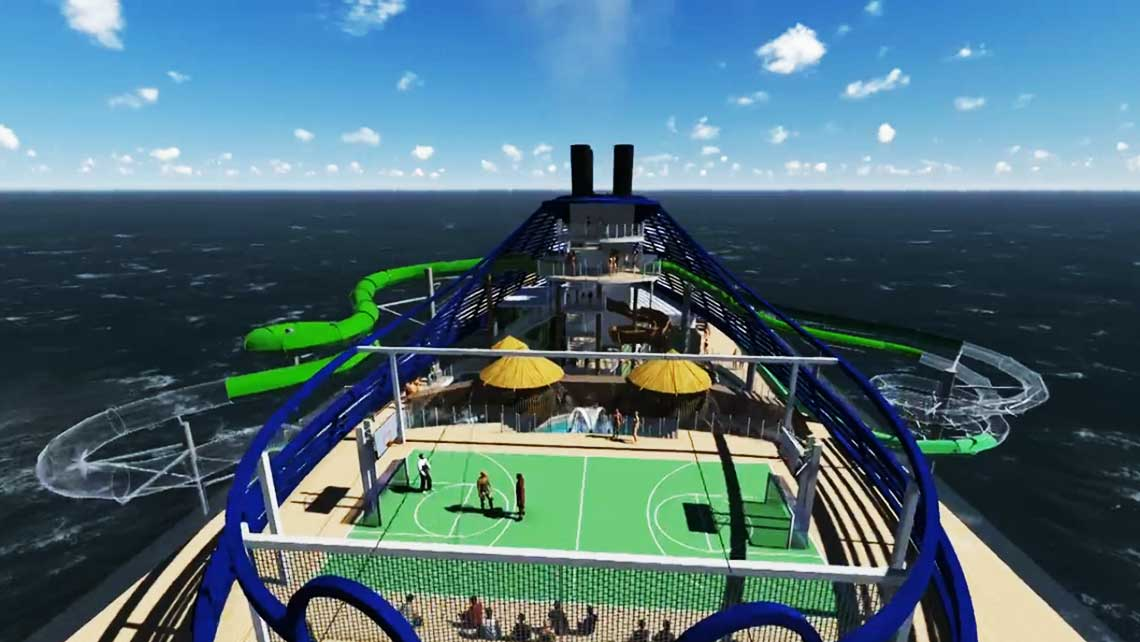 Usa News Live >> MSC Cruises to base new ship in Miami: Travel Weekly
