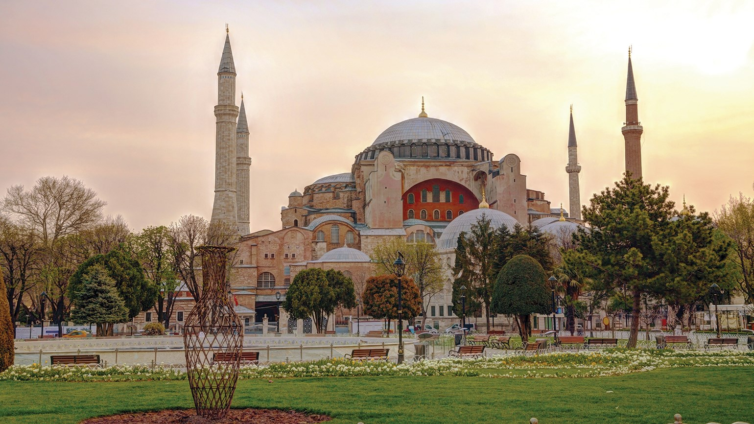 Mosques, markets: An Istanbul primer