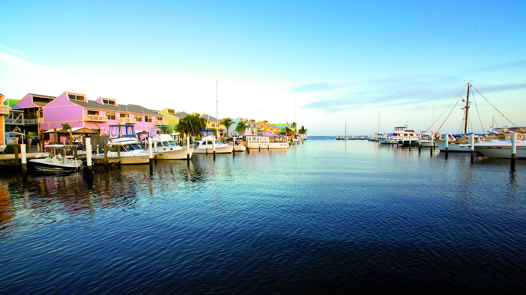Charlotte Harbor S Laid Back Charms Travel Weekly