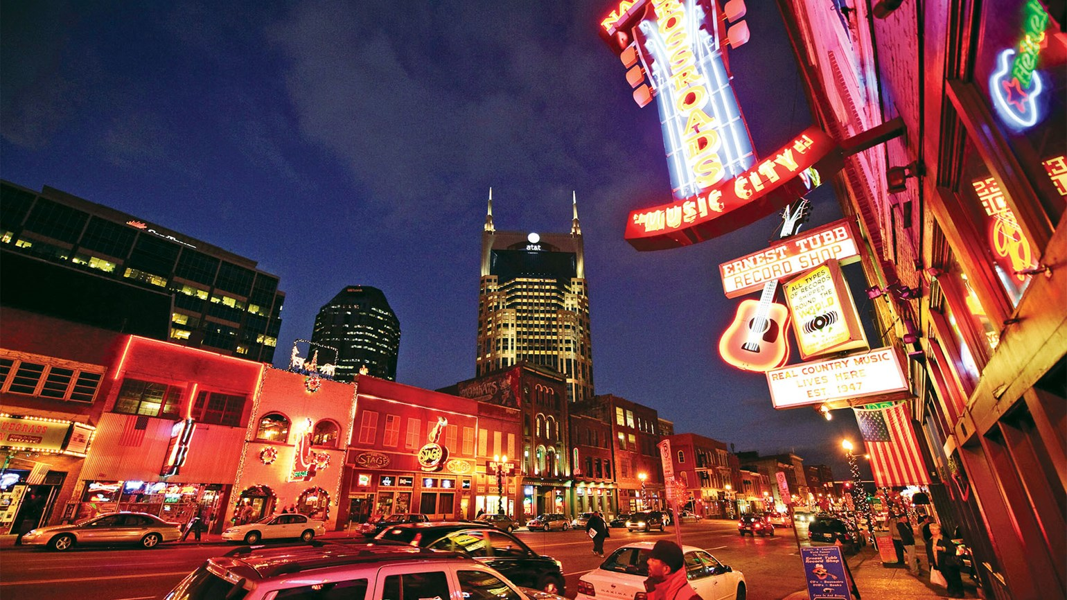 For hoteliers, the race is on in Nashville