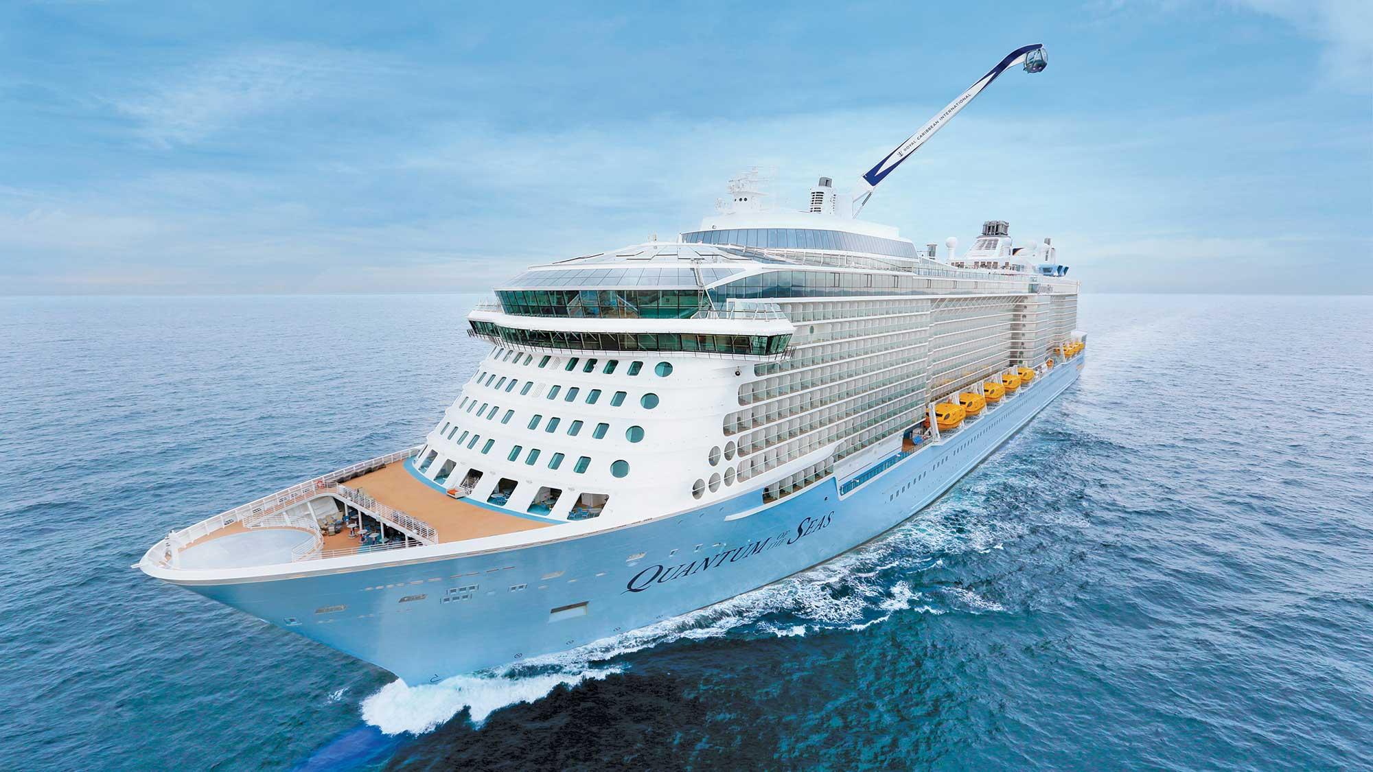 Australia and Europe tackle cruise ship sulfur emissions ...