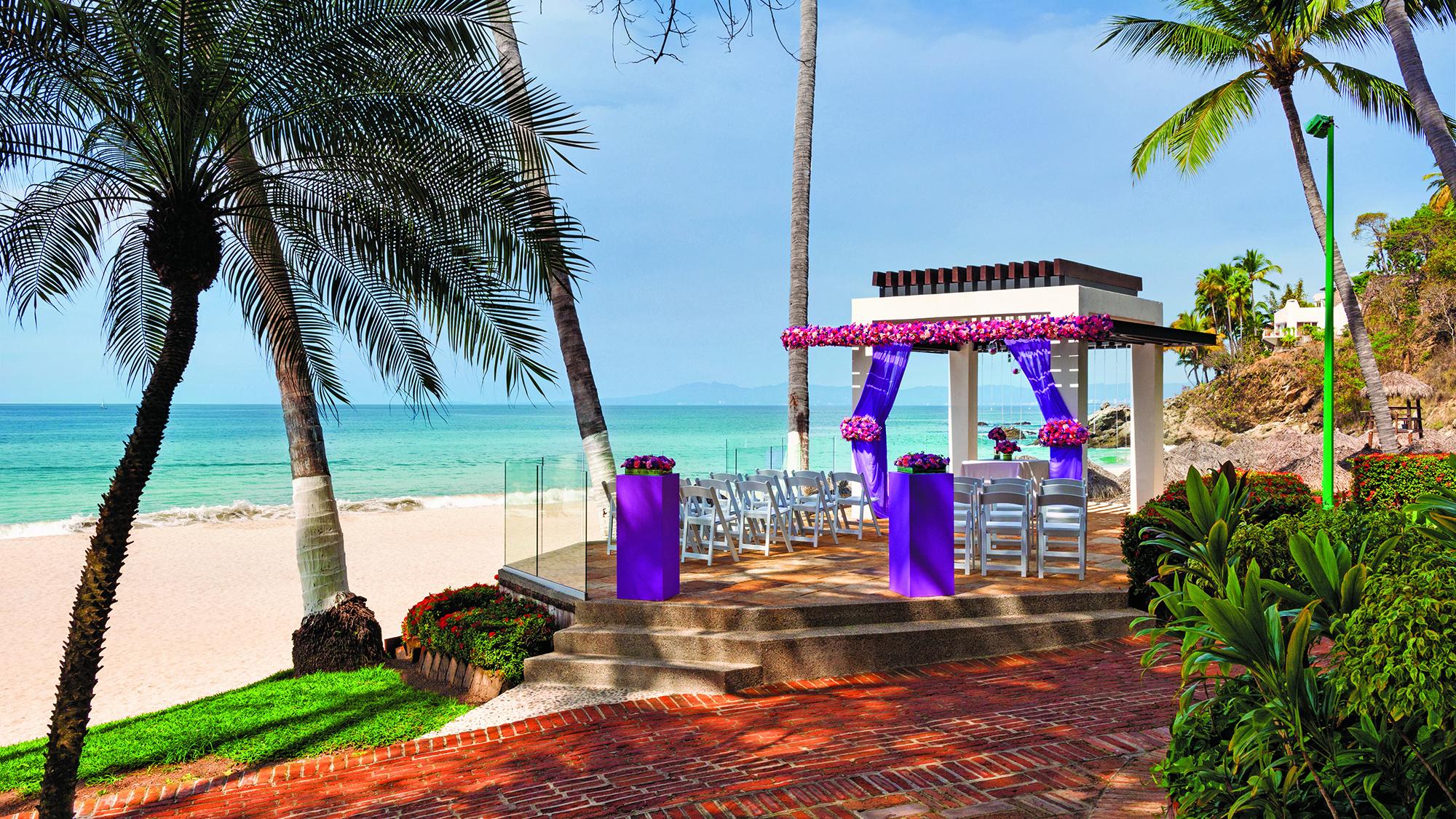 Hotel Targeting Destination Weddings Market Travel Weekly