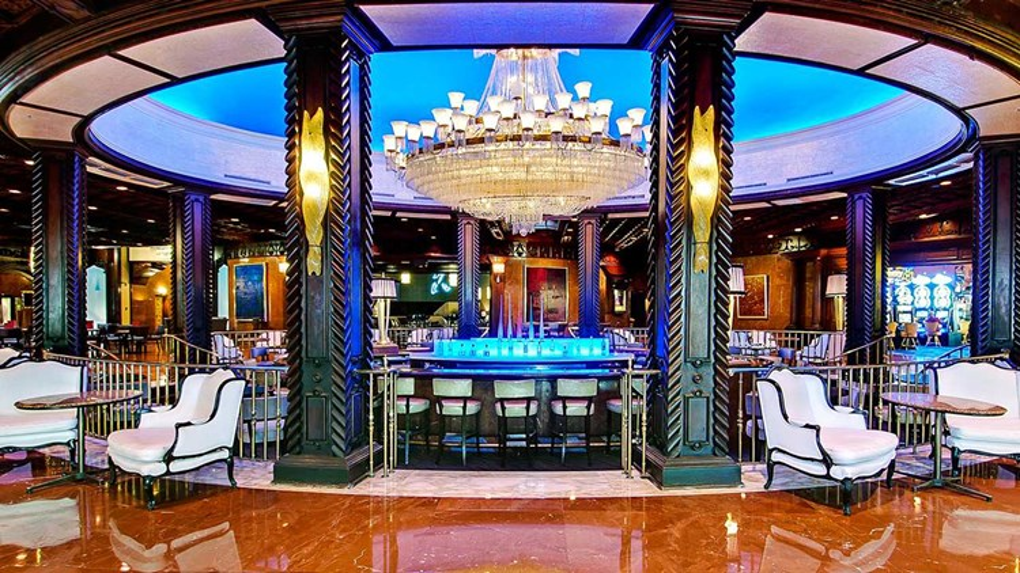 Royal caribbean casino free drinks