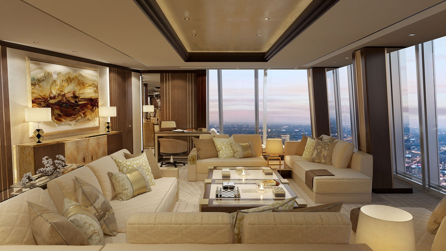 London S Shangri La At The Shard Adds New Suites Travel
