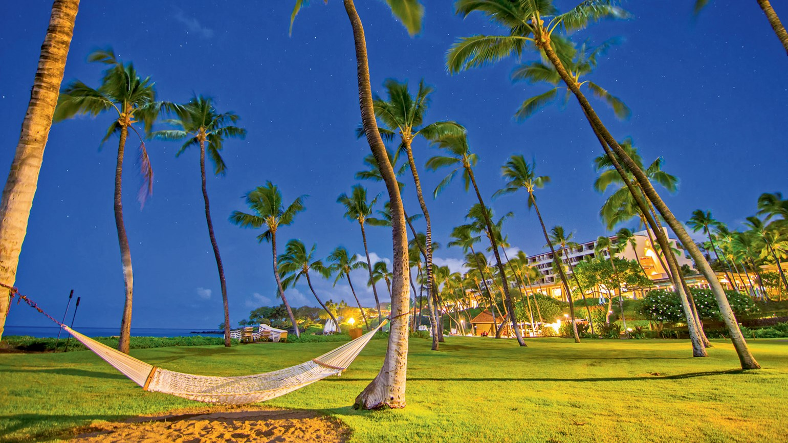 A golden time for Mauna Kea hotel