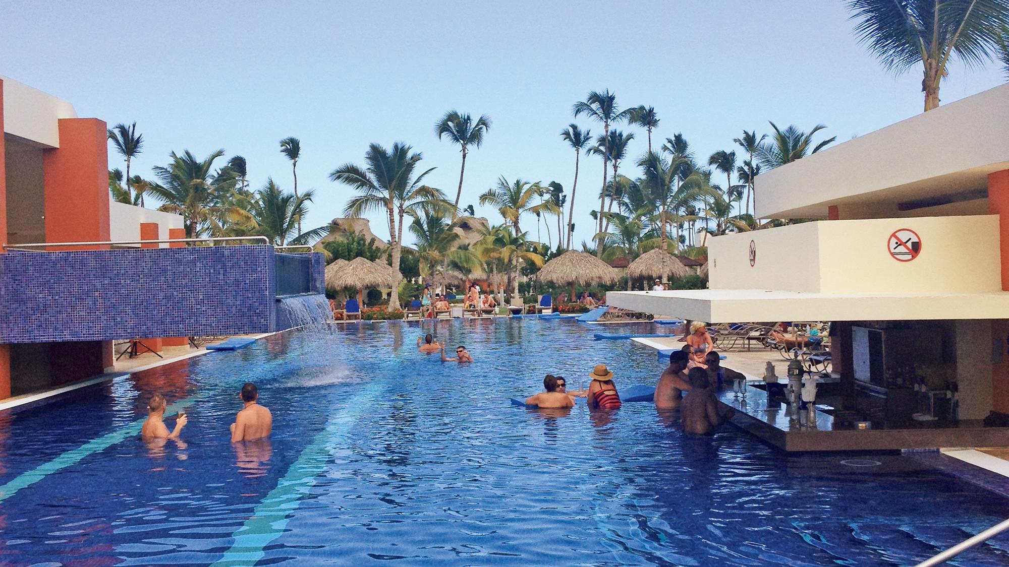 Inclusive erotic resort
