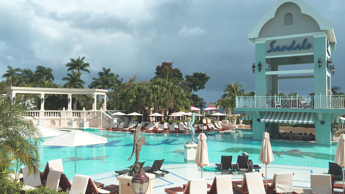 fd0dad4b8ee287 Sandals Ochi Beach Resort opens in Jamaica  Travel Weekly