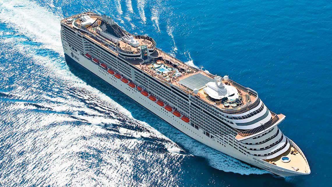 Msc Divina Will Return To Miami In 2016 Travel Weekly