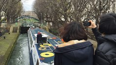 How to beat Paris traffic? Take the Seine