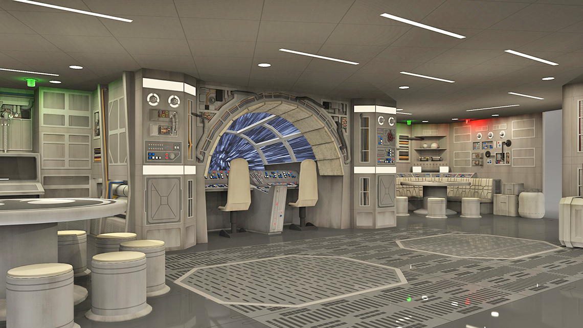 Disney Dream Getting New Spaces Including Star Wars Play