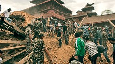 Travel industry aids victims of Nepal earthquake