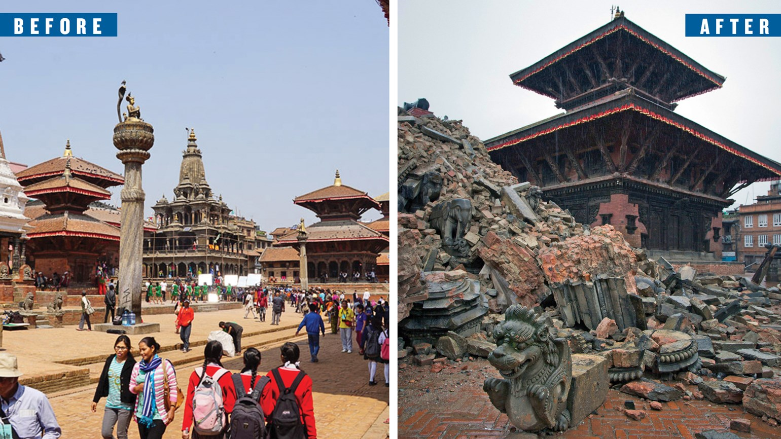 Nepal's tourism will be key to its recovery