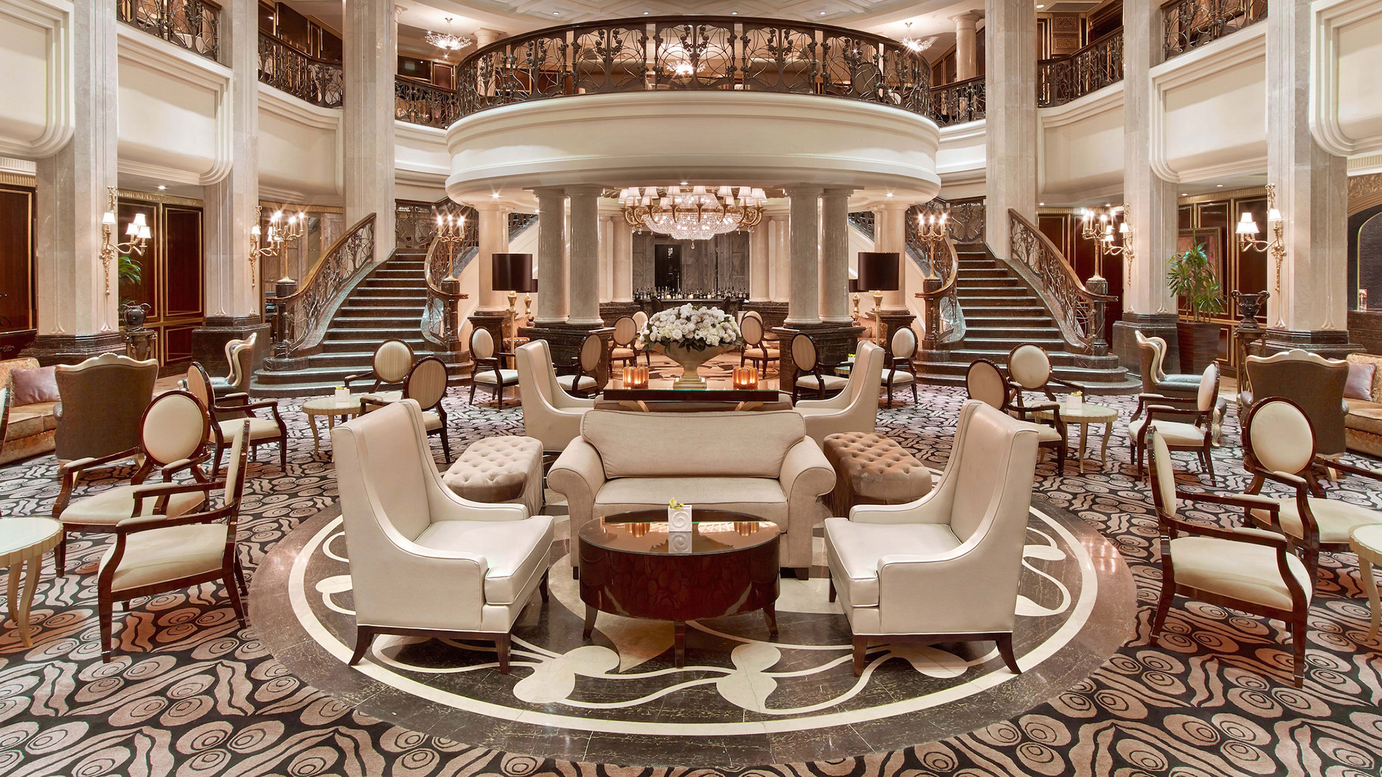 St  Regis Hotel Opens In Moscow  Travel Weekly