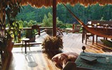 Belize's Blancaneaux Lodge mountain retreat is owned by director Francis Ford Coppola.
