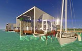 Leonardo DiCaprio and partner Delos will redevelop part of the actor's private island in Belize into what the developers say will be ''the greenest island resort ever built.''