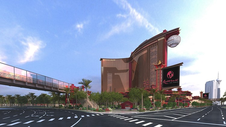 Resorts World Las Vegas Will Be Located Diagonally Across Boulevard From The Wynn And Encore Hotels