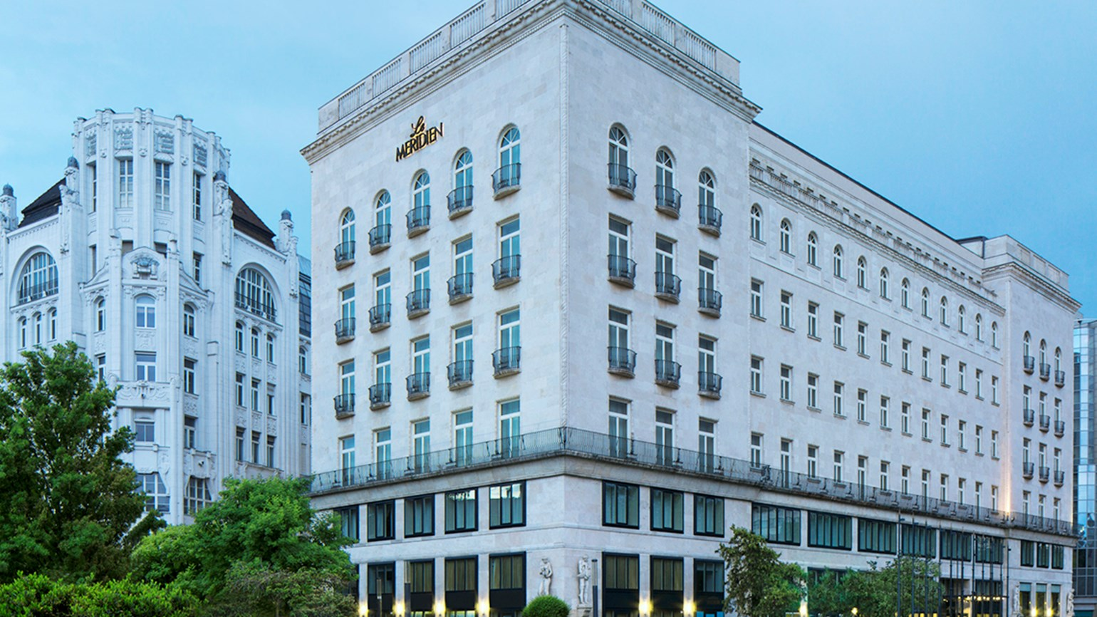Ritz-Carlton to take over Budapest hotel next year