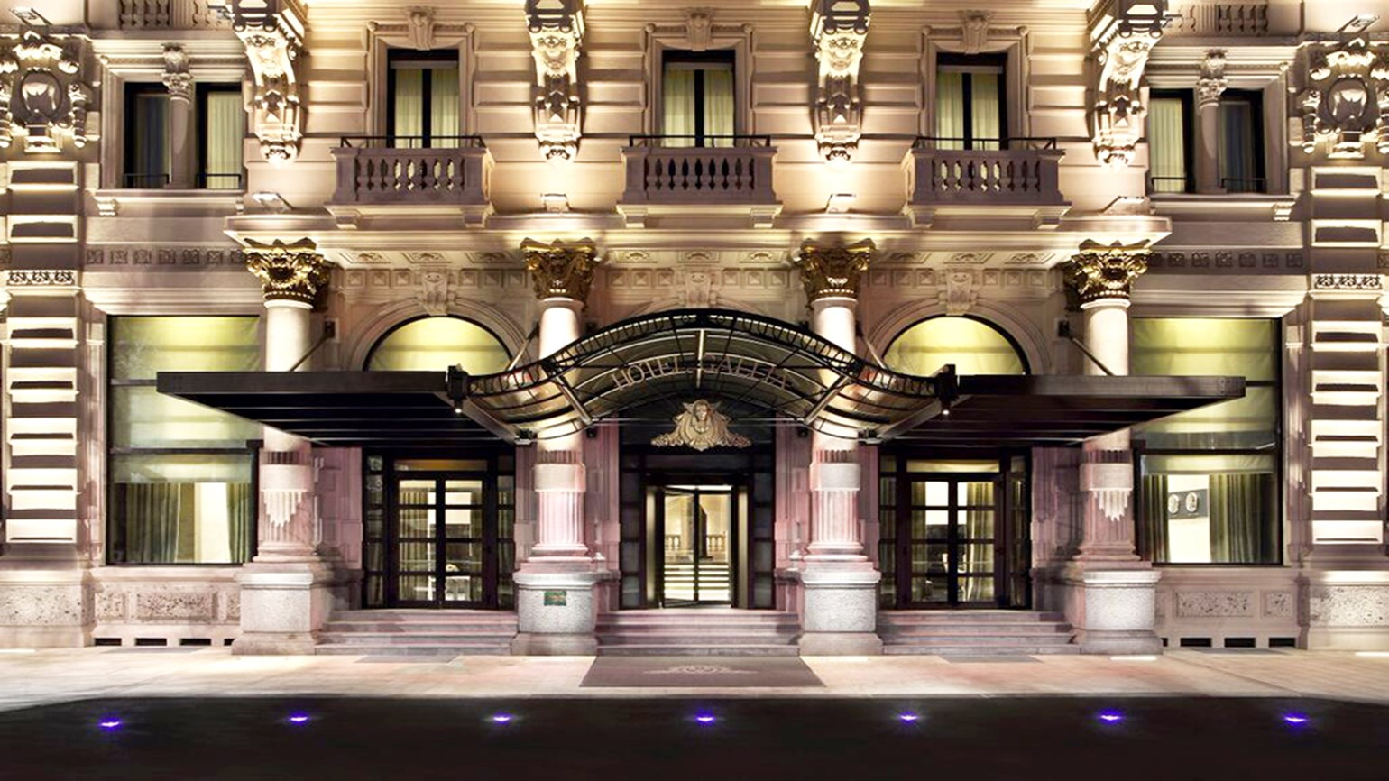 Milan hotel reopens as Luxury Collection member