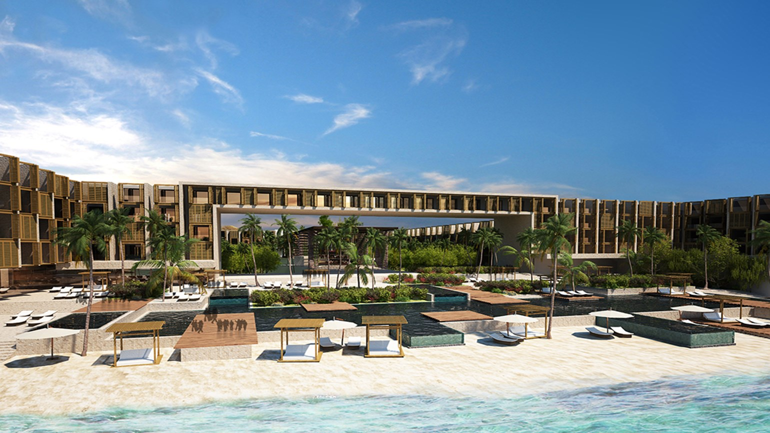 Grand Hyatt to open in Playa del Carmen next month
