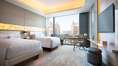JW Marriott and Ritz-Carlton hotels open in Macau