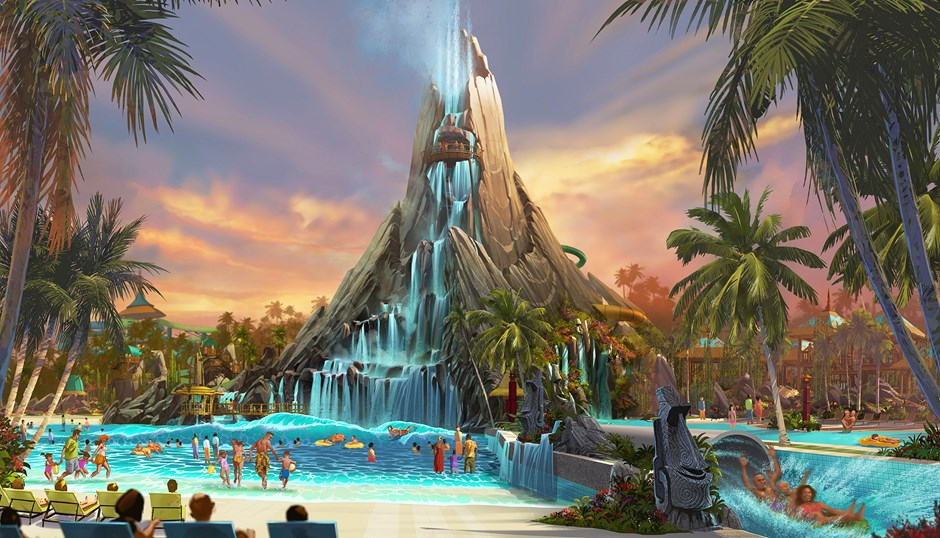 Water park coming to Universal Orlando