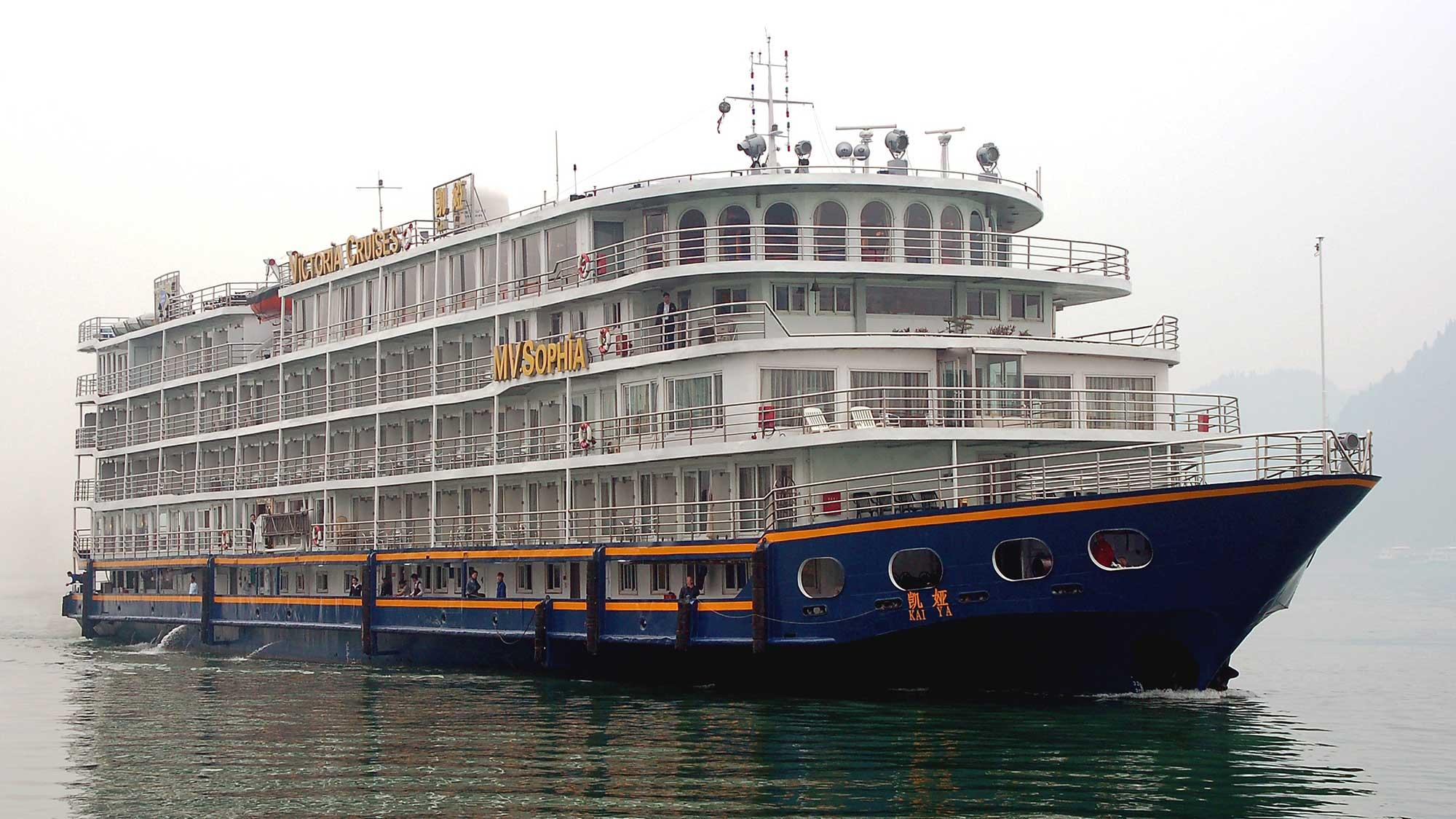 Victoria Century Cruises Assure Their Yangtze Vessels Are