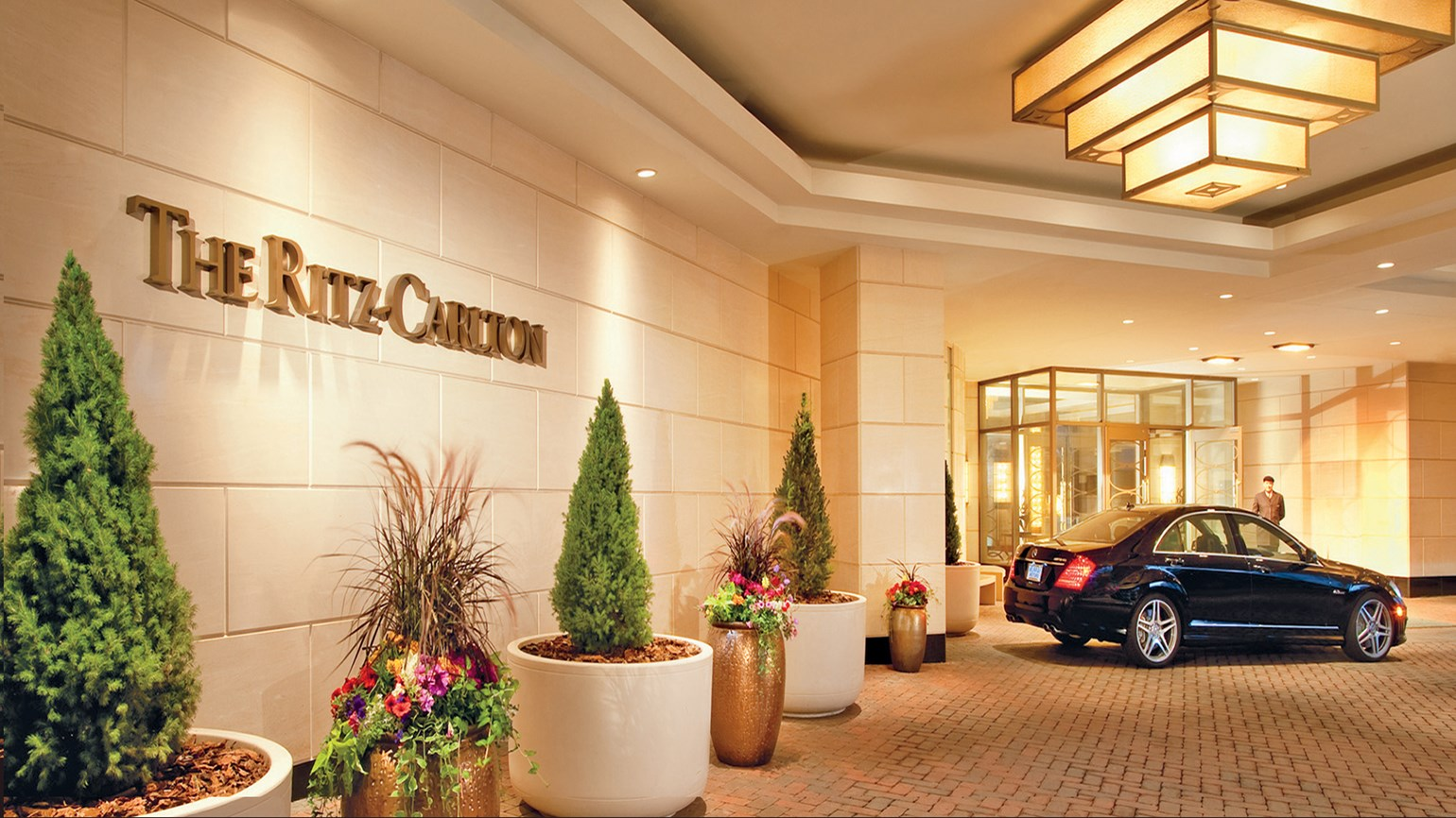 Marriott's luxury brands lead slight Q4 demand gain
