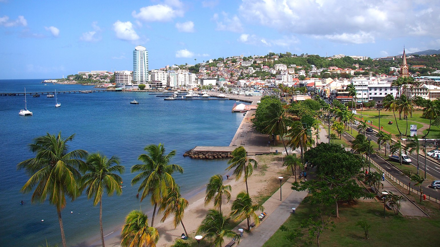 Martinique registered the highest increase in cruise arrivals in the Caribbean region in Q1, up 34.2% over the same period in 2014, according to the Caribbean Tourism Organization.