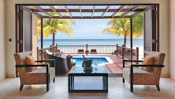 A four-bedroom villa at Buccament Bay in St. Vincent, the largest resort and the only all-inclusive property in the 32-island nation.