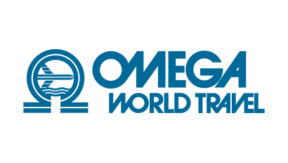 Omega World Travel (tie)