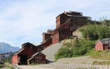The Kennecott Mines National Historic Landmark in Wrangell-St. Elias National Park. The Kennecott Copper Corp. operated the mill from 1911 to 1938.