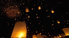 Rise Lantern Festival returns to light up Las Vegas