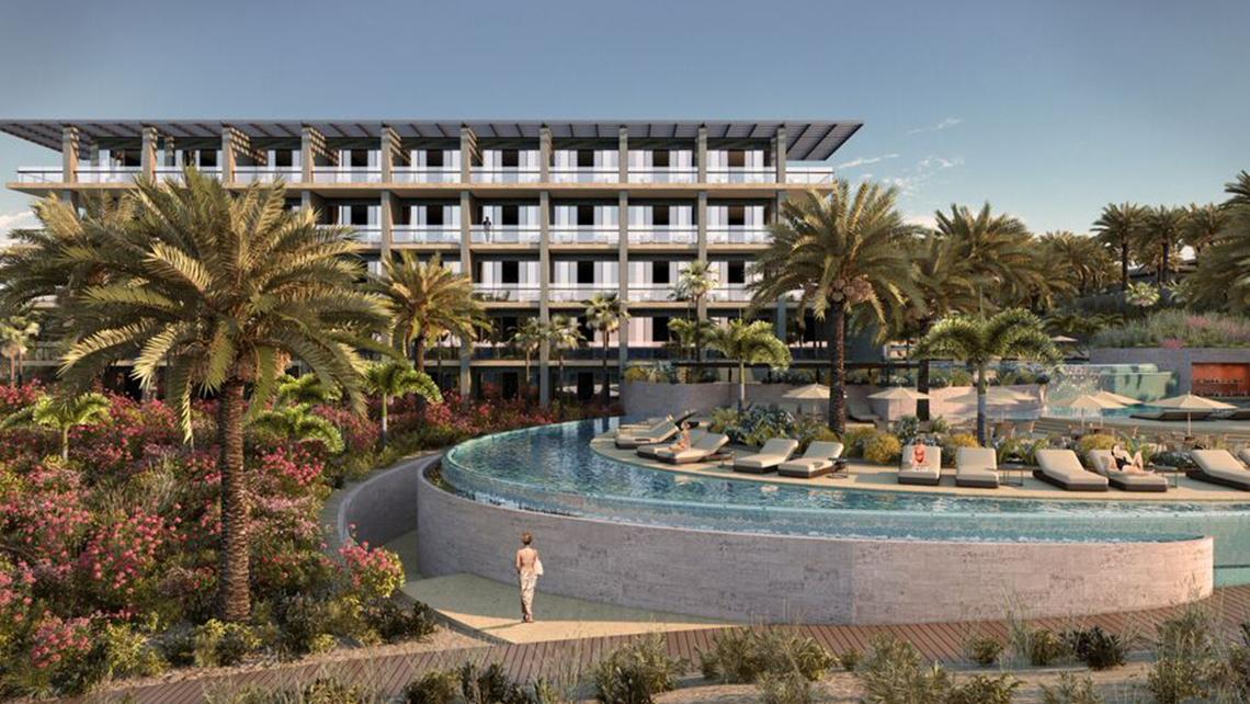 Jw Marriott Eyes Nov Debut In Los Cabos Travel Weekly