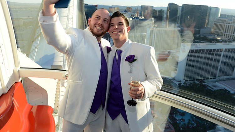 same sex marriage in texas for irs in Las Vegas
