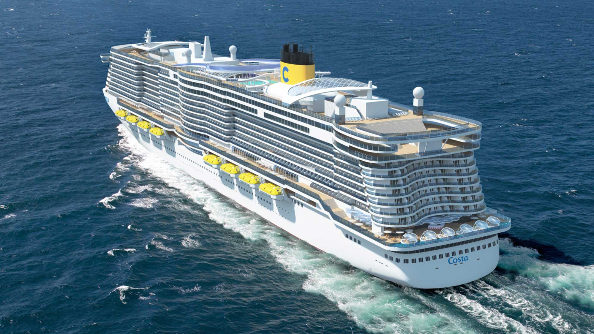Costa Getting Two Lng Powered Cruise Ships Travel Weekly