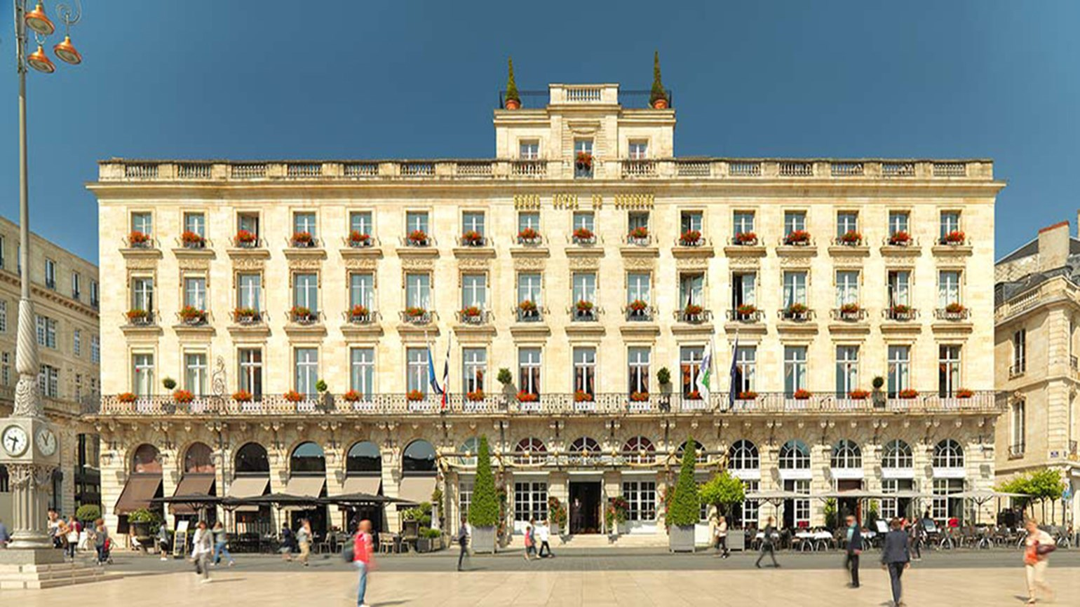 InterContinental to reflag Bordeaux hotel