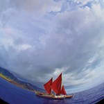 Hokulea's voyage by sea and stars