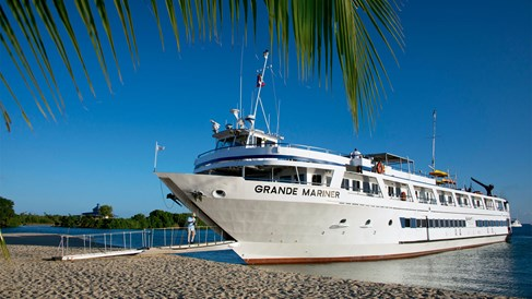The rise of coastal cruising