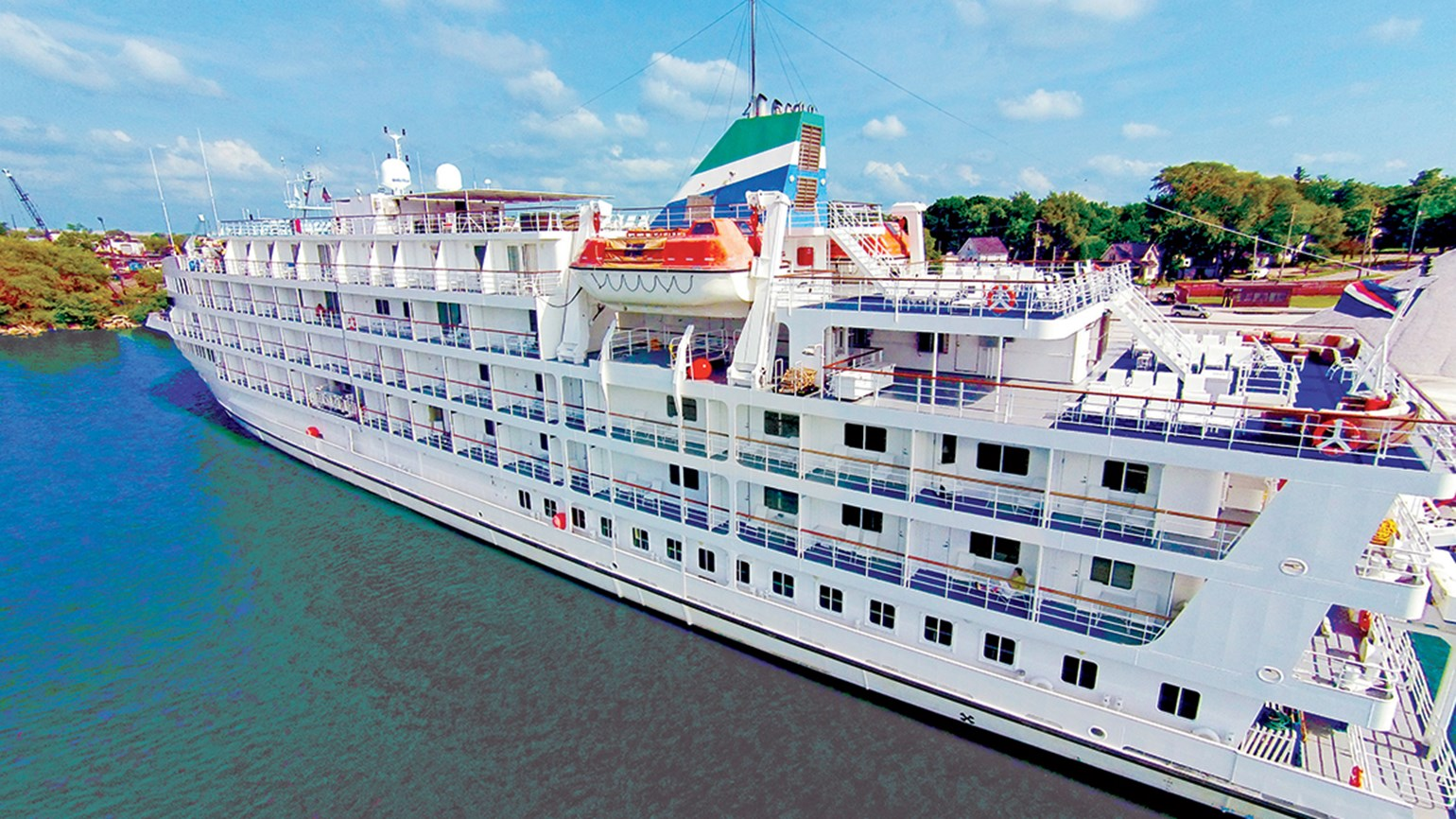 Pearl Mist sailing marks Port Everglades' return to Cuba cruising