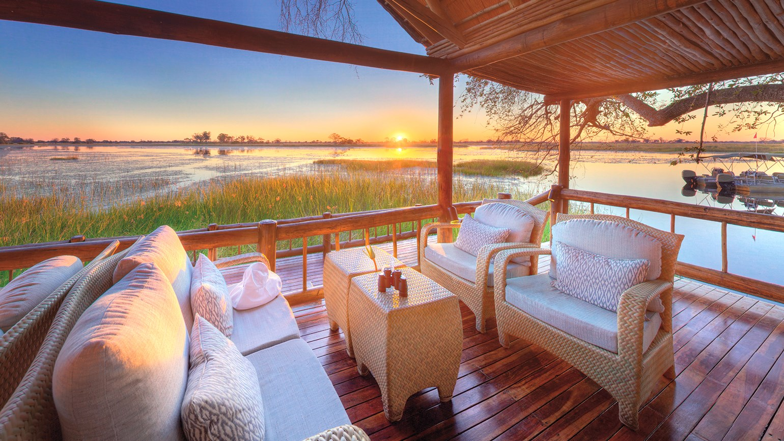 Belmond safari lodge to reopen in Botswana's Okavango Delta