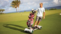Courses across the Islands getting onboard with GolfBoard