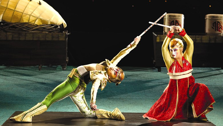 Cirque du Soleil files for creditor protection